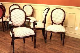 best fabric for dining room chairs beautiful upholstery fabric dining room chairs pictures