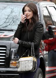 Gossip Girl Kink Meme - michelle trachtenberg on the gossip girl set in new york hawtcelebs