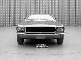Black 1966 Mustang Ford Mustang Mach 1 Concept 1966 Pictures Information U0026 Specs
