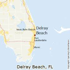 map of delray best places to live in delray florida