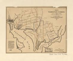 Map Of Washington Cities by Map Of Original Land Owners In Washington City Ghosts Of Dc