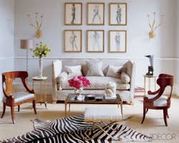 Ideas For Livingroom Wonderful White Scheme Wall Using Picture Frame Decoration For