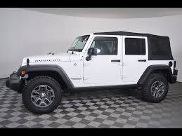Jeep Rubicon Mpg New 2017 Jeep Wrangler Unlimited Rubicon 4d Sport Utility In