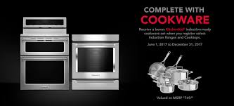 induction cookware test kitchenaid
