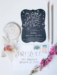sugar and spice and everything baby shower sugar spice baby shower tutus bowties events