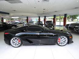 lexus lfa or audi r8 this florida dealership is selling two lexus lfas