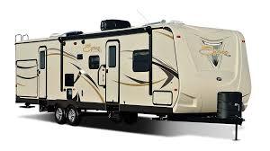 spree travel trailer rv business
