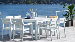 white outdoor table and chairs outdoor dining furniture outdoor dining tables chairs more
