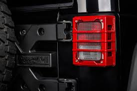 rugged ridge elite tail light guards rugged ridge introduces new elite line of exterior accessories for