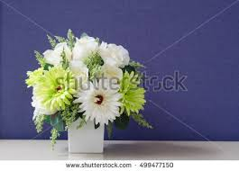 Artificial Lilies In Vase Artificial Flowers Stock Images Royalty Free Images U0026 Vectors