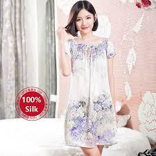 robe de chambre femme enceinte pajama summer silk nightgown pyjama femme enceinte