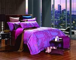 Plum Bedding And Curtain Sets Purple Duvet Cover And Curtain Sets Dark Purple Duvet Cover Canada