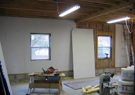 finish a garage interior submited images finishing a garage