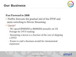 intuit ctof 2011 netflix for mobile in the cloud