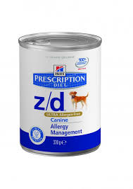 hill u0027s prescription diet z d food sensitivities dog food