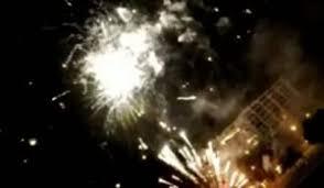 feux d artifice mariage feu d artifice sur la rocade à besançon lors d un mariage sur