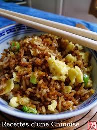 soja cuisine recettes recettes d une chinoise que faire avec un reste de riz riz