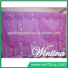 Wedding Backdrop And Stand Adjustable Pipe And Drape Stand For Wedding Modular Display