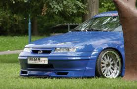 opel calibra tuning rieger wheel arch