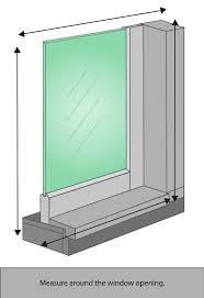 How To Measure Windows For Curtains by Interior Windows For Sound Control With Magnetic Tape Strips