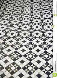 Mosaic Floor L Mosaic Floor Tiles Pattern Stock Illustration Of Black And White