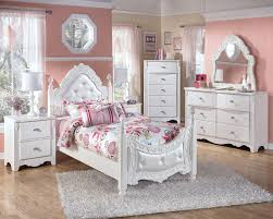 buy kids bedrooms set online phoenix az leon furniture signature design by ashley exquisite 4 pc twin french style poster bedroom set