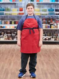Ina Garten Children Meet The Competitors Of Kids Baking Championship Season 3 Kids