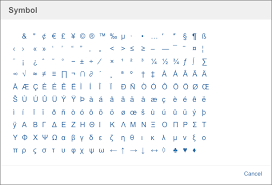 using symbols emoticons and special characters atlassian