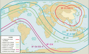 Us Navy Future Map Of United States by China Is Putting The Finishing Touches On A Nuclear Missile That