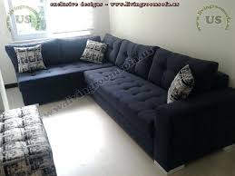 Blue Sectional Sofa With Chaise Blue Sectional Sofa Navy Blue Sectional Sofa Reversible Chaise