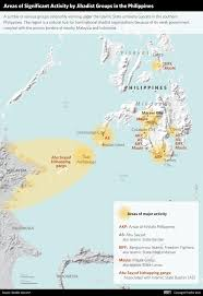 Islamic State Territory Map by In The Philippines The Islamic State Fights To Set The Narrative