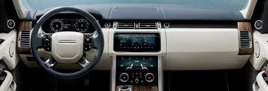 ford range rover interior 2018 range rover facelift price specs release date carwow