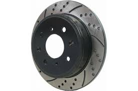 lexus is300 brake kit is300 slotted cross drilled rear brake rotors