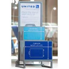 carry on size united united airlines baggage sizes 28 images carry on united airlines