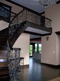 metal stair case fairfax va metal steps fairfax iron staircase
