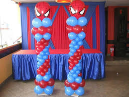 30 best super heroes balloon decoration images on pinterest