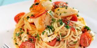 Dinner Ideas With Shrimp And Pasta Garlicky Shrimp U0026 Spinach Recipe Shrimp Recipes