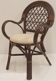 furniture amazing handmade rattan wicker dining chair handmade