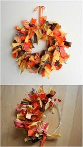40 diy fall wreaths that add the perfect touch of autumn to your
