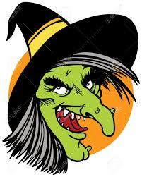 ugly witch halloween cartoon clip ar clip art library