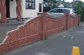 front garden wall designs clinici co