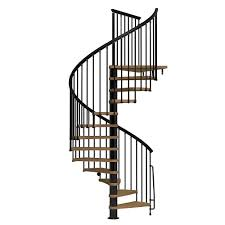 Iron Handrail For Stairs Stair Parts Moulding U0026 Millwork The Home Depot