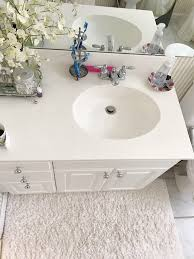 Bathroom Sink Makeover - bathroom makeover plans style your senses