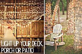 Outdoor Solar Fairy Lights by Scoopon Delivered Get Your Outdoor Area Party Ready With A