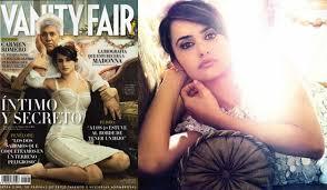 Vanity Fair Celebrity Photos Photos Of Penelope Cruz And Pedro Almodovar In Spanish Vanity Fair