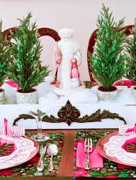 a christmas brunch paper tablescape slightly coastal