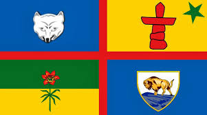 Flag Of Canada The Voice Of Vexillology Flags U0026 Heraldry The Four Provices