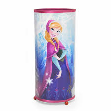 Glitter Home Decor Disney Frozen Cylinder Glitter Lamp Walmart Com