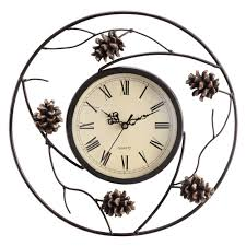 rustic clocks u0026 wildlife clocks with moose u0026 bear designs