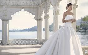 wedding dresses for rent what s in bridal retail pymnts com